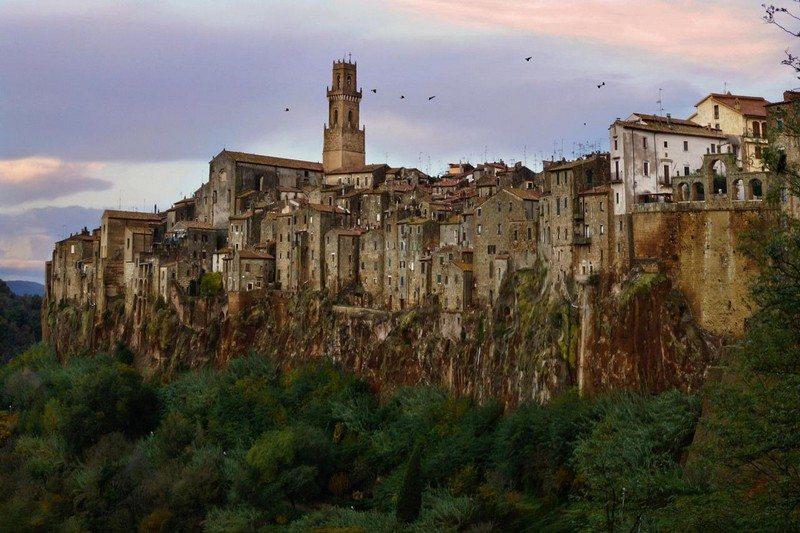 Living on the Edge - Pitigliano, Grosseto, Italy