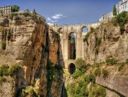 Living on the Edge - Ronda, Spain