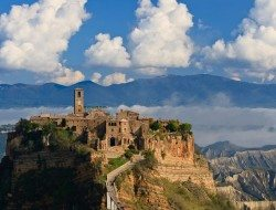 Living on the Edge - Civita Di Bagnoregio, Italy