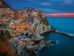 Living on the Edge - Manarola, Italy