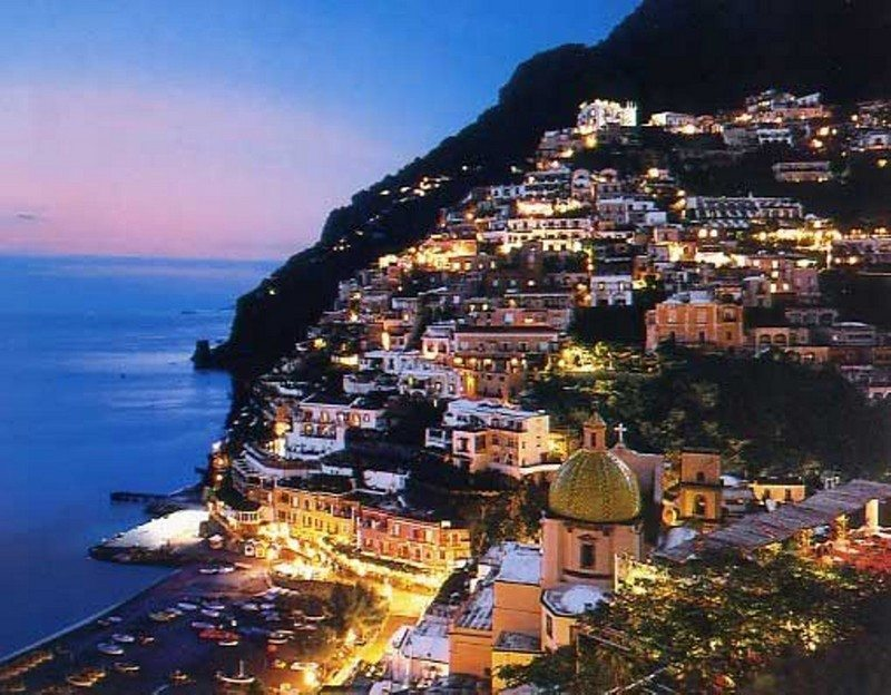 Living on the Edge - Positano, Salerno