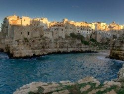 Living on the Edge - Polignano, Puglia-Italia