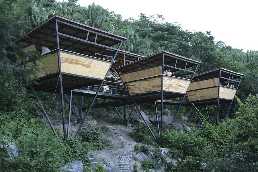 Living on the Edge - Yelapa, Mexico