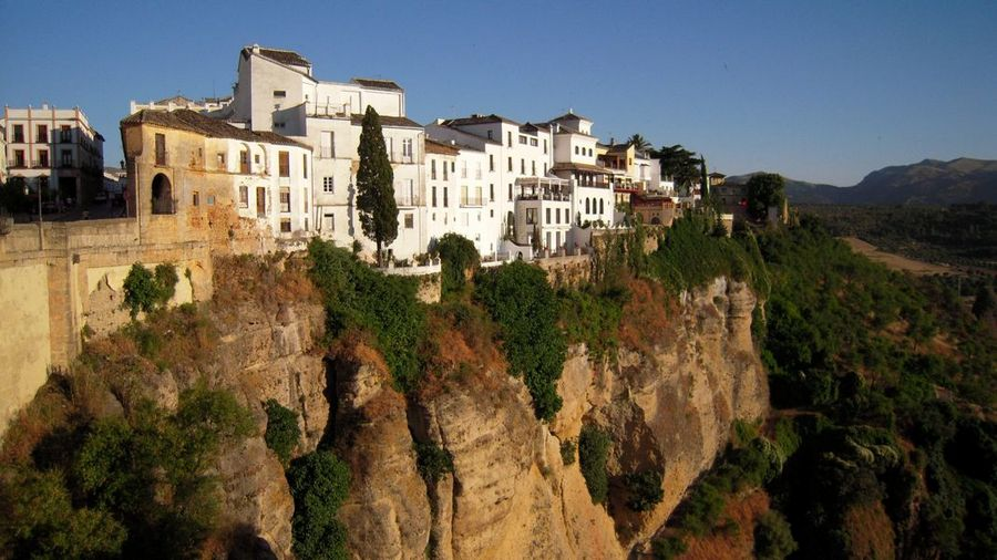 Living on the Edge - Ronda, Spain