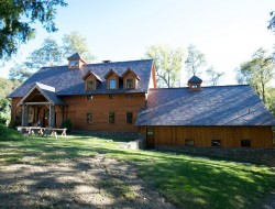Scotch Ridge Barn Home - Heritage Barns