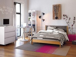 Modern Teenage Girls Bedroom