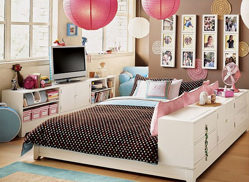 Teen dreams the owner builder network - Cute bedroom ideas for tweens ...