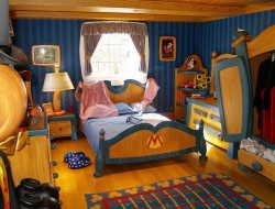Mickeys Mouse Inspired Bedroom for Teenage Girls