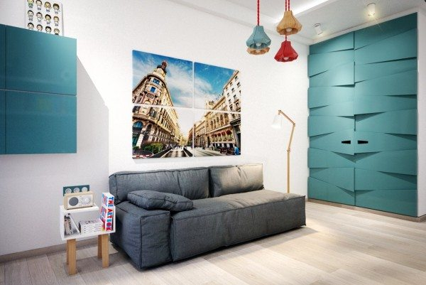 Teen's room 2 - by Dima Dolgykh