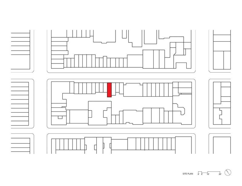 Urban Townhouse - Site Plan