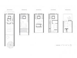 Urban Townhouse - Floor Plan