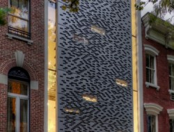 Urban Townhouse - New York, USA