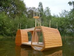 Free Floating by Marijn Beije - National Parks in Netherlands