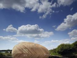 The Exbury Egg by SPUD Group and PAD Studio - Hampshire, England