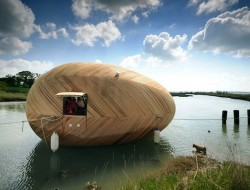 The Exbury Egg by SPUD Group and PAD Studio - Hampshire, England - http://www.spudgroup.org.uk/