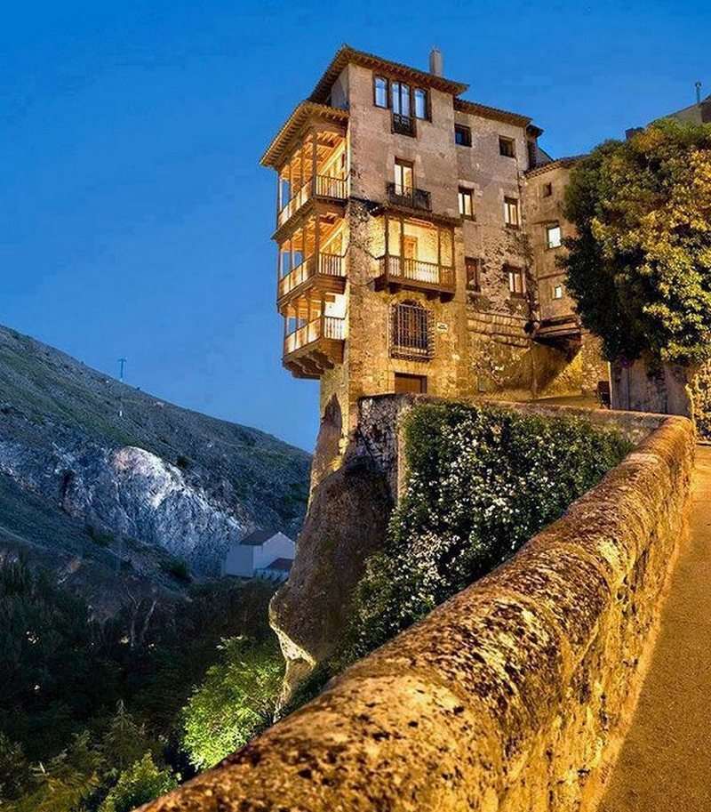 Living on the Edge - Cuenca, Spain