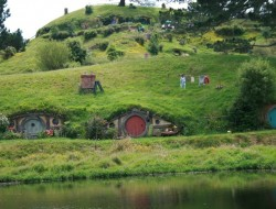 Hobbit Homes - New Zealand
