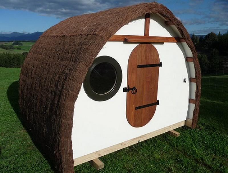 Hobbit Homes - New Zealand