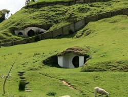 Hobbit Homes - Matamata, New Zealand