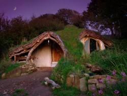Hobbit Homes - Wales