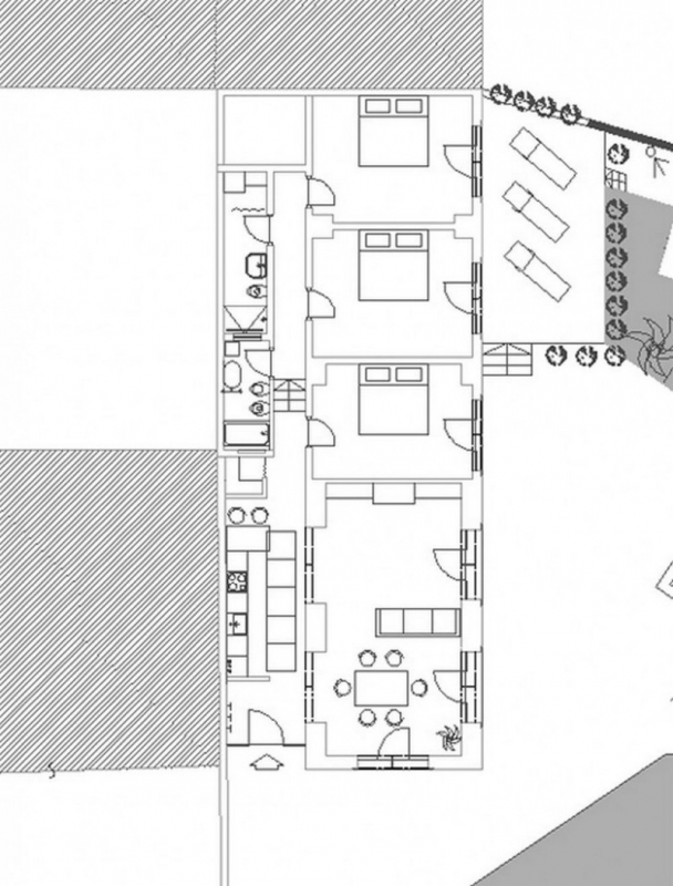 Casa in Puglia - Plan 2