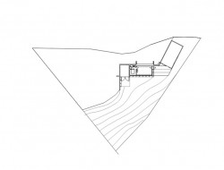 Extension of a Barn - Plan