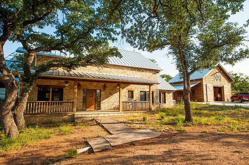 Fultonville Barn - Fultonville, Texas
