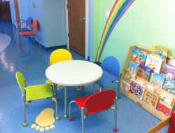 Table Furniture for Kids - Pediatric Office Furniture