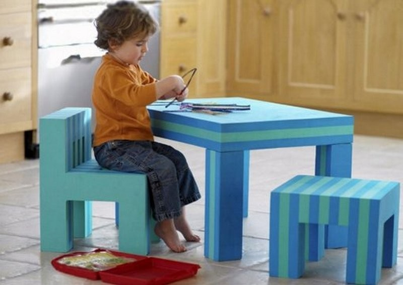 Table Furniture For Kids   Tarantino Studio