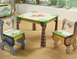 Table Furniture for Kids - Dinosaur Kingdom Room Collection