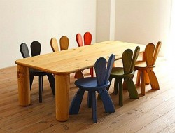 Table Furniture for Kids - Hiromatsu