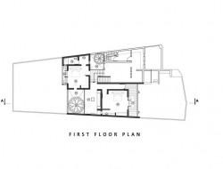 Madura House at Kiribathgoda - Upper Floor Plan