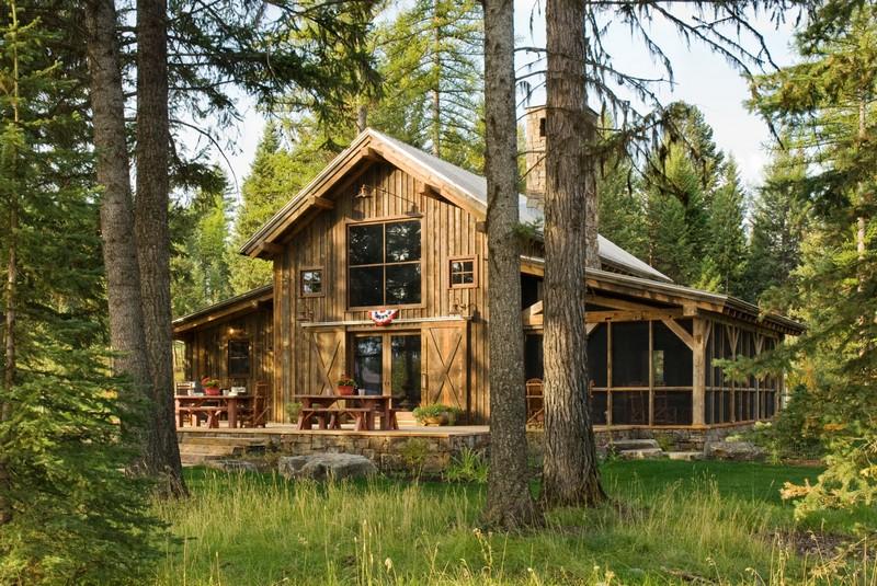 Montana Mountain Retreat - Montana, US State