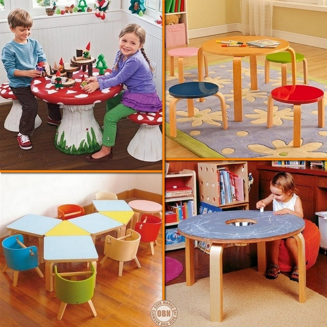 Table Furniture for Kids