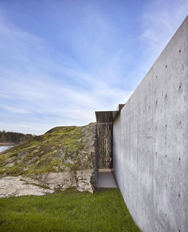 Pierre Concrete House - Kundig Olsen