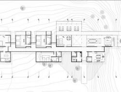 San Sen House - Plan