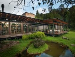 San Sen House - Valle de Bravo, Mexico