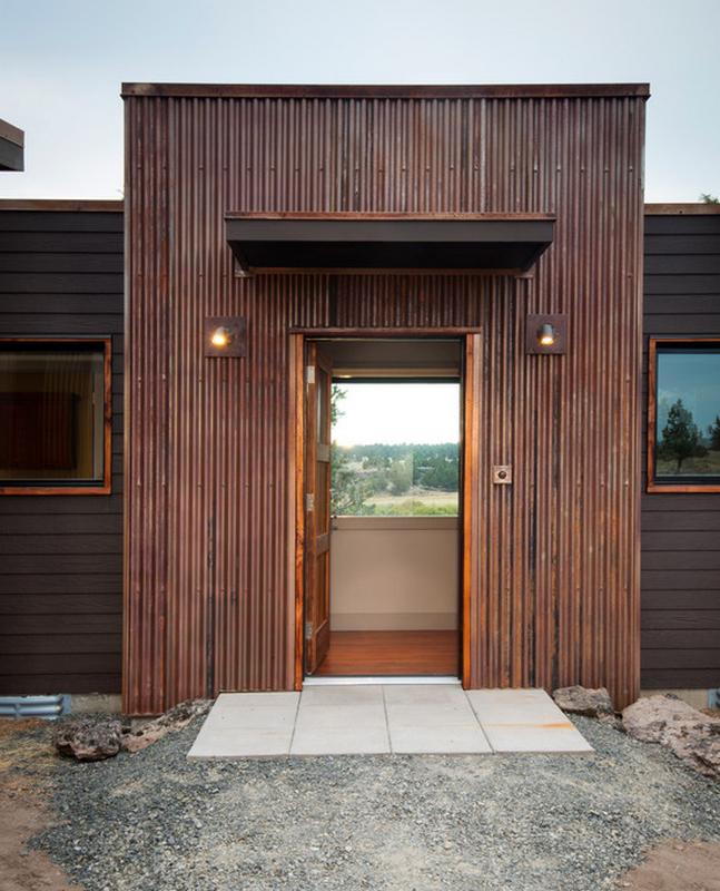 Scott Gilbride Architects - modern ranch Oregon