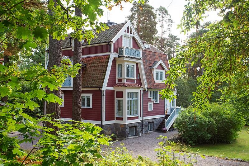 Villa Alfhem - Stocksundstorps