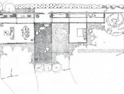 Wall House - Plan