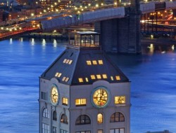 The DUMBO Clock Tower