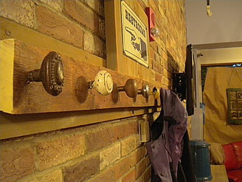 Coat Hooks Just Hanging Around The Owner Builder Network
