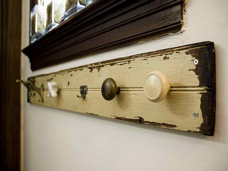 Coat hooks - just hanging around | The Owner-Builder Network