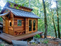 Tiny House In The Wilderness - Tiny House Swoon