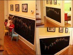 Chalkboard Wall - Nest Of Posies