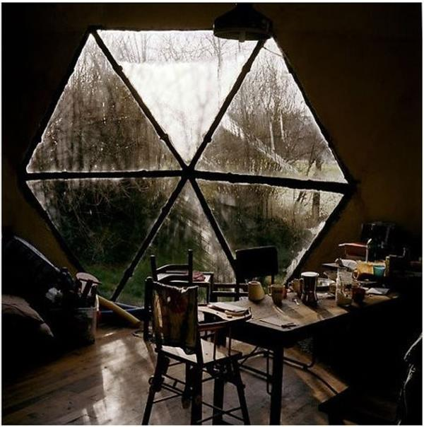 """""""Will it be the round, square or arch window boys and girls?""""  Apparently there is an extra choice - hexagon!  What do you think of it?"""
