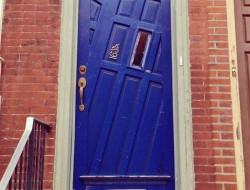 Unusual Door