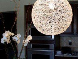 Hemp Pendant Lamp Examples