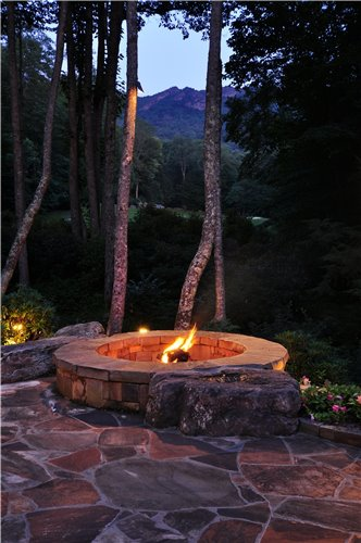 A lovely setting for an evening with friends? What do you think?