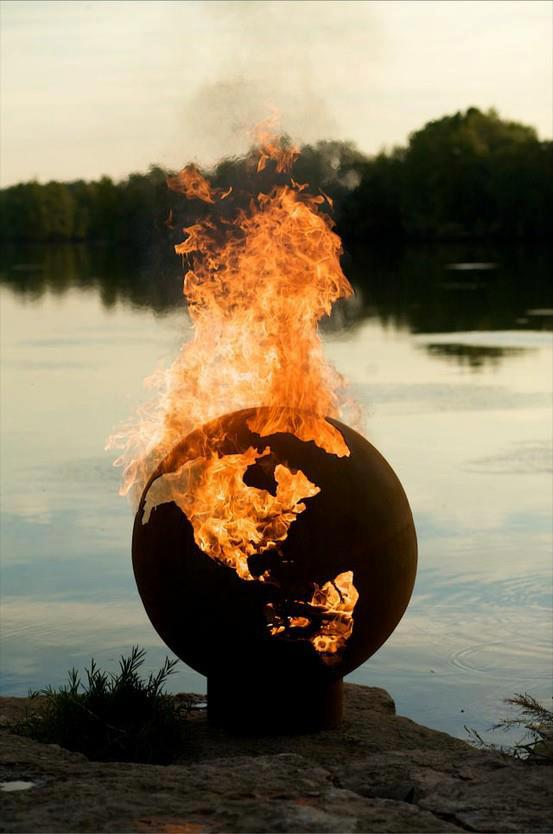 Humankind and fire
